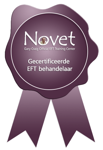 Zegel kandidaat van Novet - Gary Craig Official EFT® Training Center